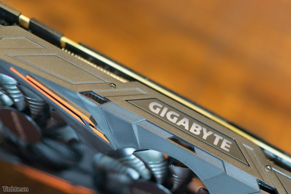 Đánh giá card màn hình GIGABYTE GTX 1080 G1 GAMING: Thiết kế 3 quạt, hiệu năng cao, giá 17,5 triệu