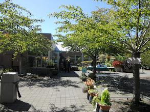 Photo: Entrance to the Oregon Gardens