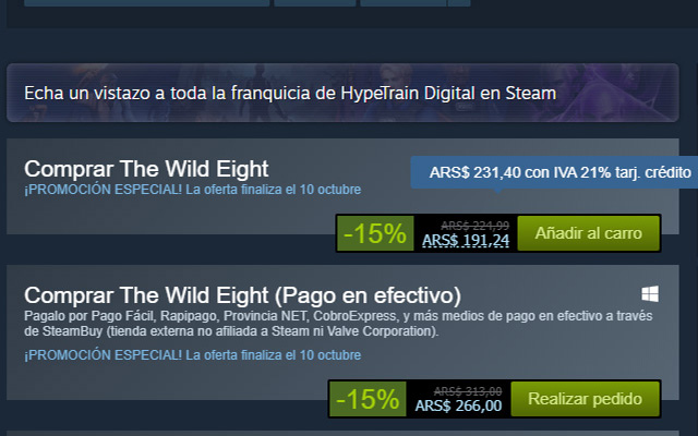 Extension SteamBuy