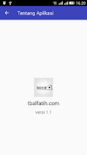 Download tbalfatih.com For PC Windows and Mac apk screenshot 1