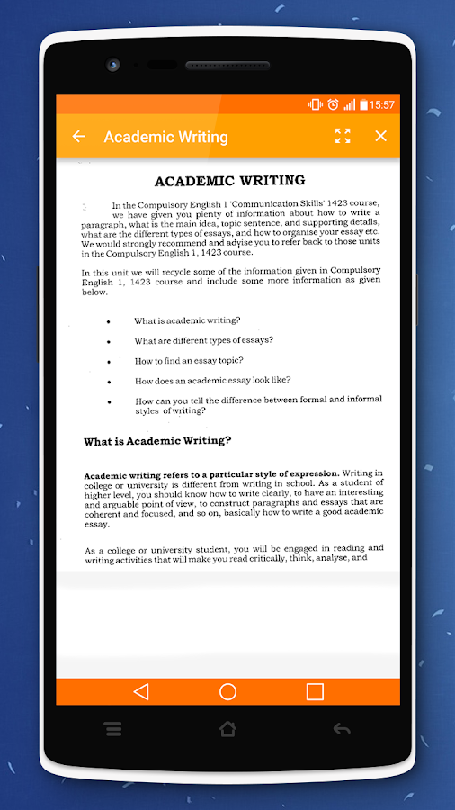 Thesis Statement Argumentative Essay Englishii Textbookaiou Screenshot Sample Essays High School Students also Essay Paper Help Englishii Textbookaiou  Android Apps On Google Play Good High School Essay Examples