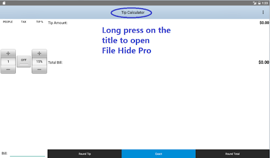 File Hide Pro-Hide Pics,Videos- screenshot thumbnail