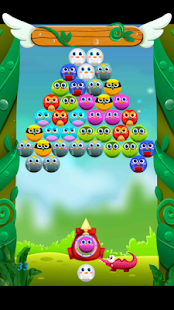 Bubble Shooter Birds - náhled