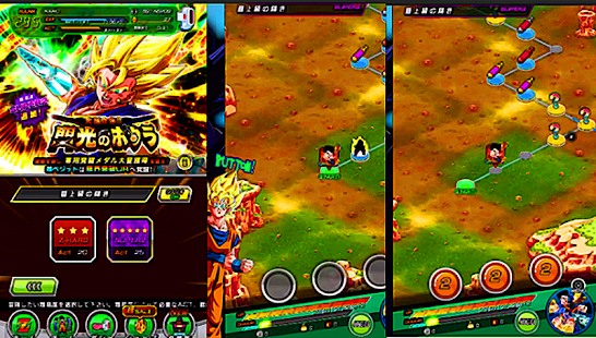 Game DRAGON BALL Z DOKKAN BATTLE  New Tips - náhled