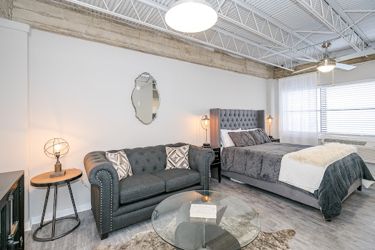 Studio Apartment with Upscale Furniture