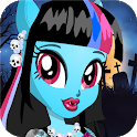 Monster Pony Dress Up icon