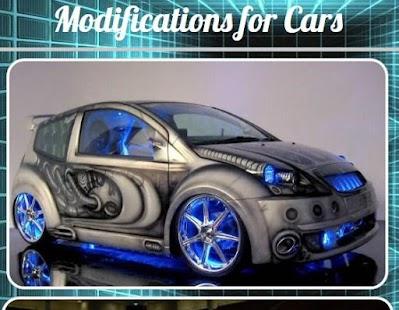 Modifikace pro auta - náhled