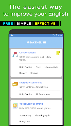 Speak English Fluently 5.19 screenshots 1