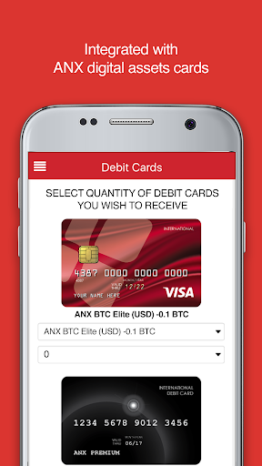 ANX Vault: Your Bitcoin Wallet screenshots 4