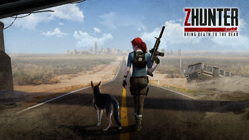Zombie Hunter Sniper: Last Apocalypse Shooter screenshot 1