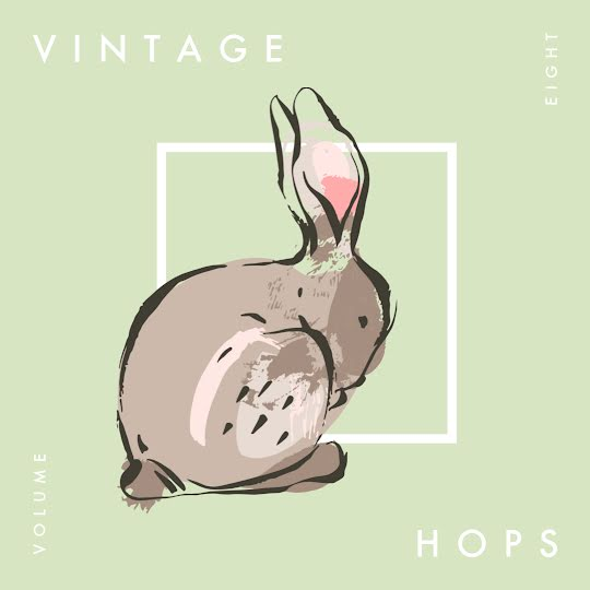 Vintage Hops - Instagram Post Template
