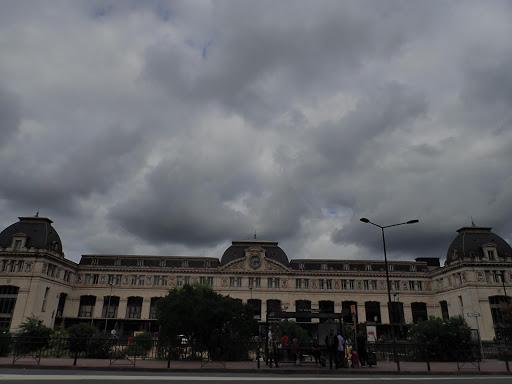 Toulouse Matabiau Train Station
