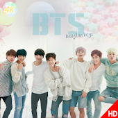 BTS Wallpapers KPOP New HD Mod
