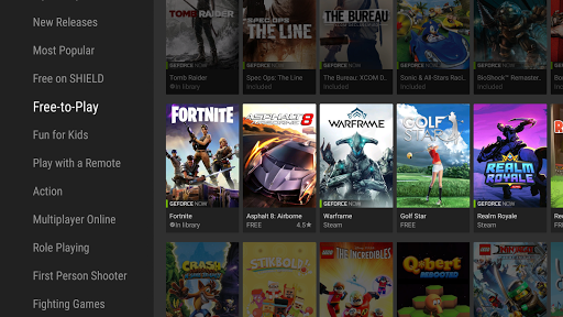 NVIDIA Games 4.12.20977108 Screenshots 3