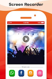 HD Screen Recorder  : Audio Video Recorder App Download For Android 6