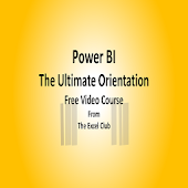 Power BI Ultimate Orientation