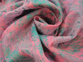 Photo: Ткань: риками нат. шелк, ш. 140 см., цена 5000р.