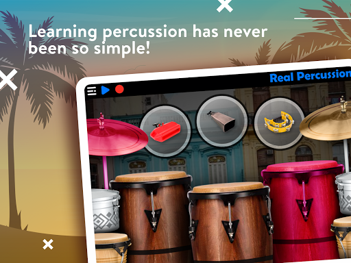 REAL PERCUSSION: Electronic Percussion Kit screenshot 7