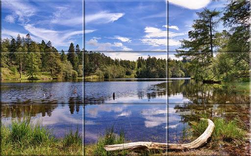 Puzzle - Beautiful lakes 1.19 screenshots 3