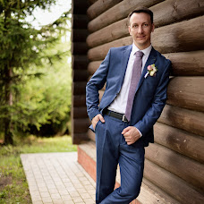 Wedding photographer Maksim Piulkin (piulkin). Photo of 02.08.2017