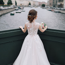 Wedding photographer Polina Pomogaybina (Pomogaybina). Photo of 18.09.2017