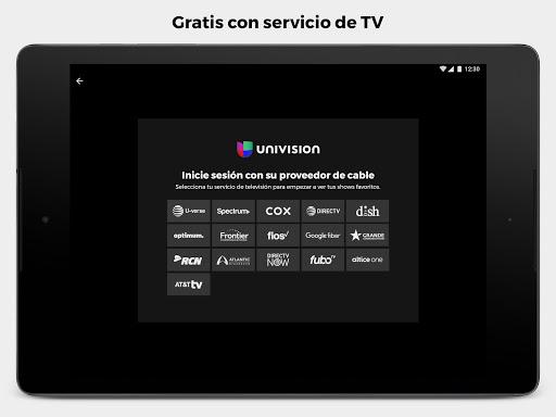 Univision App: Incluido con tu servicio de TV screenshot 12
