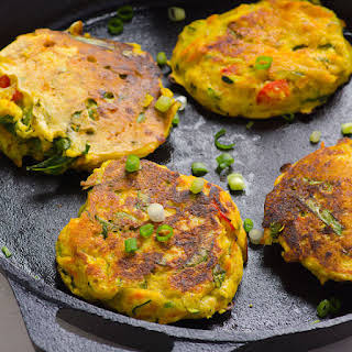 Vegetable Corn Fritters.