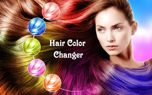 Hair Color Changer Android Apps On Google Play - Hair colour editor download
