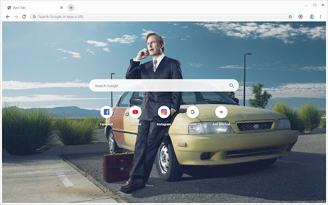 New Tab - Better Call Saul