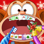 Dentist Office Christmas Icon