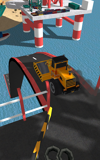 Stunt Truck Jumping apktram screenshots 8