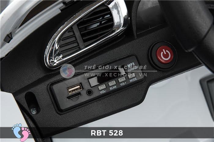 Xe hơi điện cho bé RBT-528 16