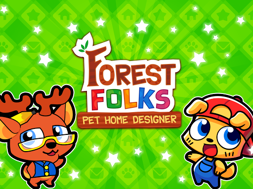 Forest Folks - Cute Pet Home Design Game 1.0.4 screenshots 10