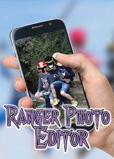 Ranger Photo Editor - náhled