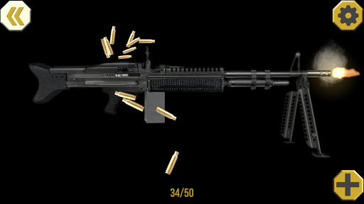 玩免費模擬APP|下載机枪模拟器 自由 app不用錢|硬是要APP