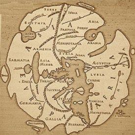 Cartografía de la edad media