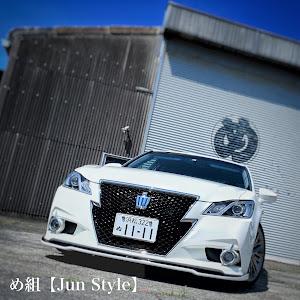 クラウンアスリート AWS210のカスタム事例画像 め組【Jun Style】さんの2021年06月16日16:34の投稿