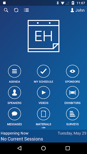 EM Event Hub for Android apk 2