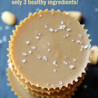 Healthy Homemade Peanut Butter Fudge
