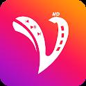 VidMedia - HD Video Player | HD Video Downloader icon