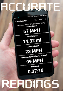 GPS Speedometer and Odometer- screenshot thumbnail