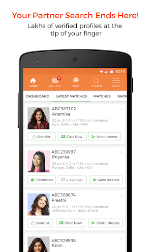 No 1 Kamma Matrimony App - A TeluguMatrimony Group by