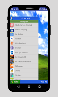 Launcher XP - Android Launcher Screenshot