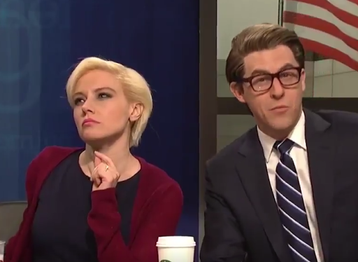 SNL ridicules 'Morning Joe' hosts
