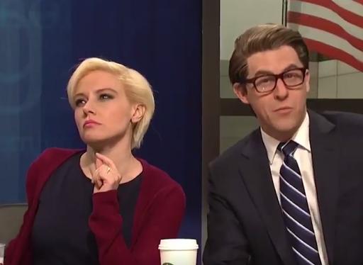 SNL ridicules 'Morning Joe' hosts