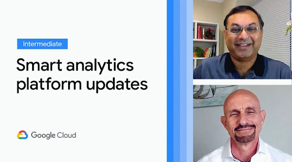what's new and what's next in smart analytics icon