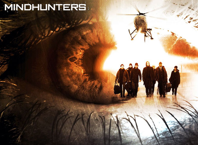 Mindhunters Renny Harlin movie
