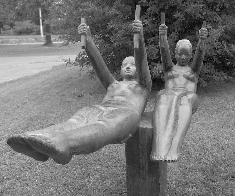 Taisto Martikainen: Kiikkujat (1964)