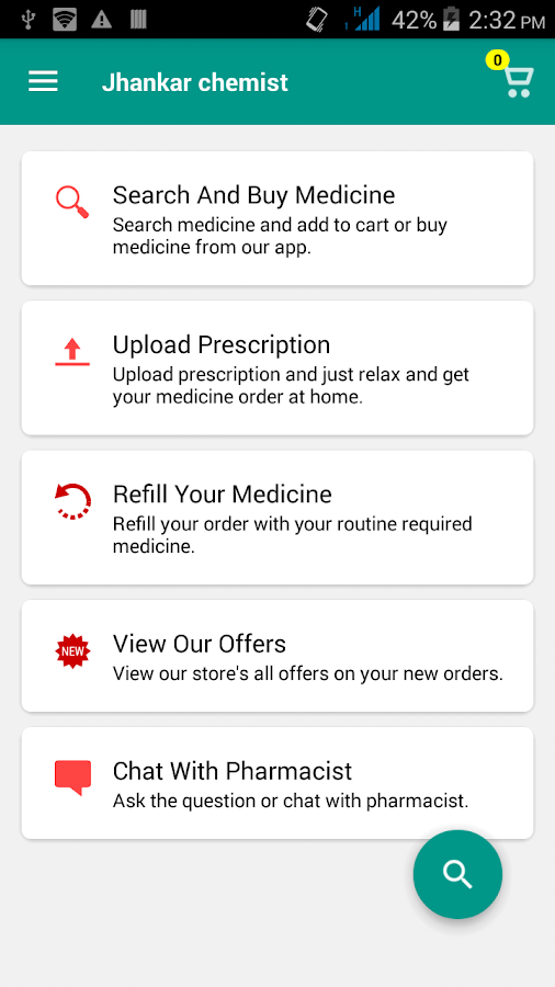 Jhankar Chemist- screenshot