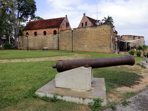 Photo: Paramaribo - Fort Zeelandia